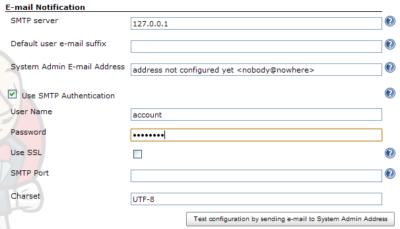 Jenkins E-mail Notification