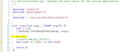 Error Source Code