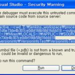 S/W 개발 기반 시스템 구성 – 10. 심볼 서버 구성하기