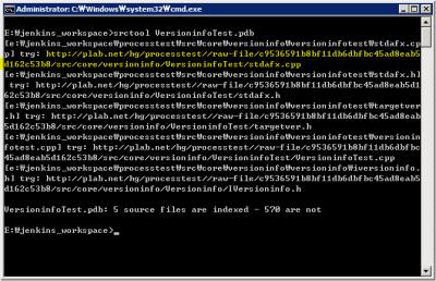 srctool - HTTP URL Information