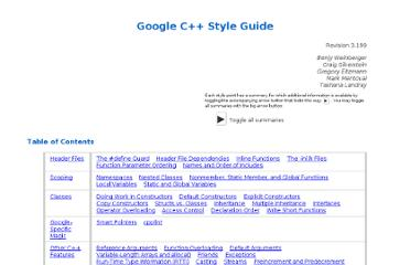 google_cpp_style_guide