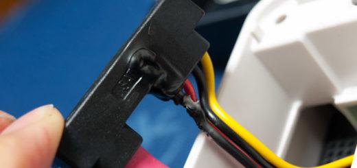 NAS101 커넥터 녹음