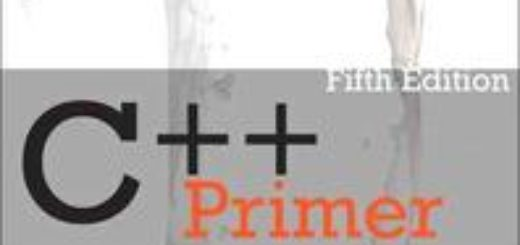 C++ Primer Fifth Edition