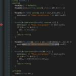 Visual Studio 2013용 Son of Obsidian 테마
